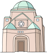 Jüdisches Gotteshaus